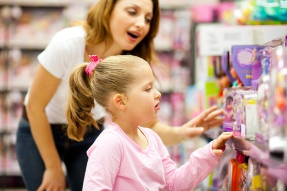 teaching children about money toys