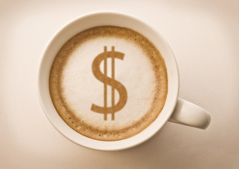 spending habits daily coffee expenses